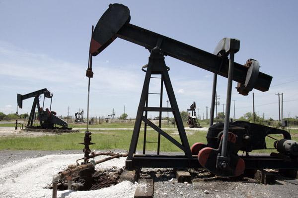 El petróleo de Texas abre con un ascenso de 1,66 % y se cotiza 47,15 dólares