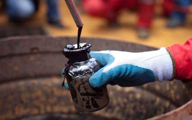 El petróleo de Texas sube un 0,97 % y cierra en 44,91 dólares el barril