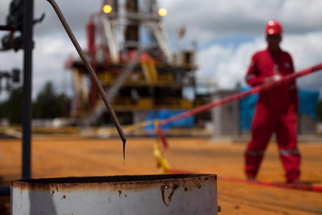 Petróleo de Texas abre con un descenso del 1,48 % hasta los 58,59 dólares