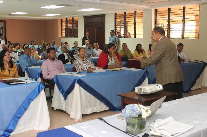 Ministerio Público región Norte recibe capacitación sobre el nuevo Código Penal