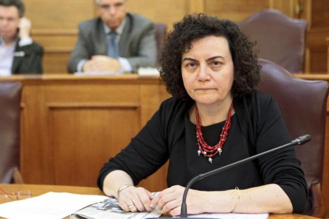Dimite la ministra adjunta de Finanzas griega por no poder apoyar acuerdo