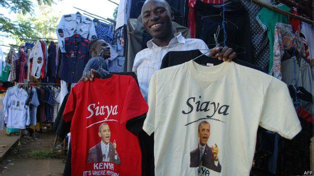 Conozca un pueblo en Kenia donde todo se llama Obama