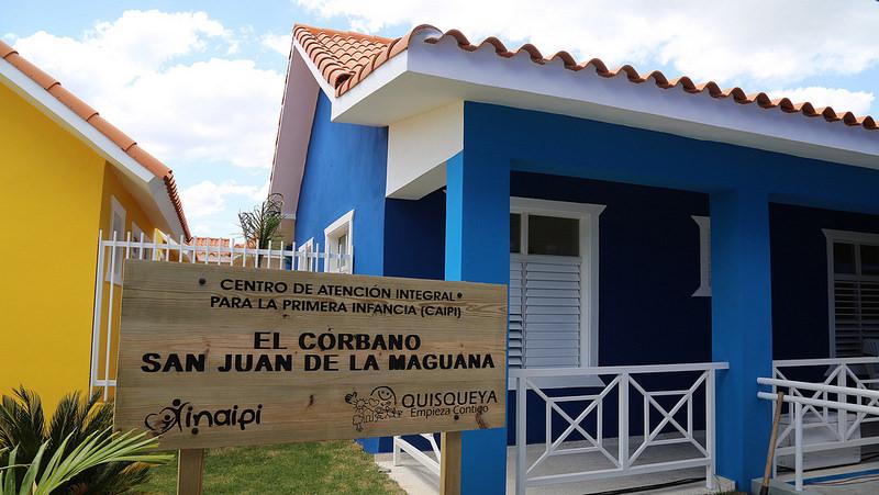 Medina inaugura dos escuelas y una estancia infantil en SJM