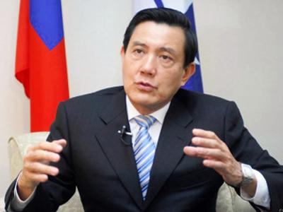Presidente de Taiwán llega al país