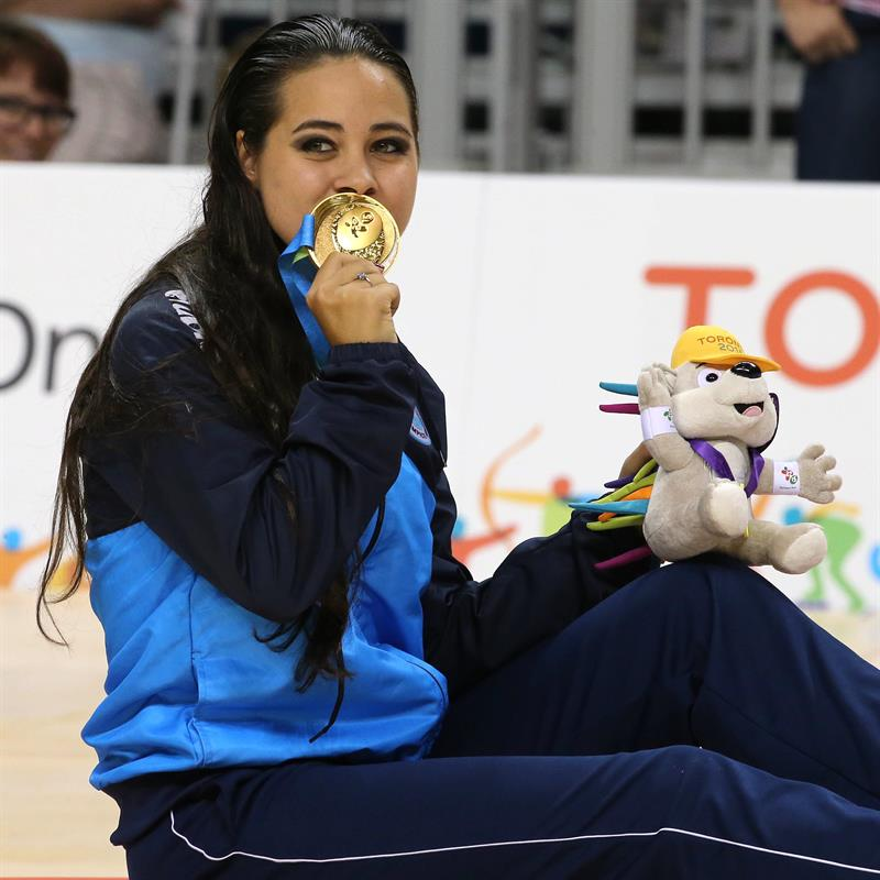Medallero de los Juegos Panamericanos de Toronto