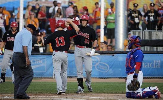 4-1 RD vence a Colombia y sigue vivo en el béisbol