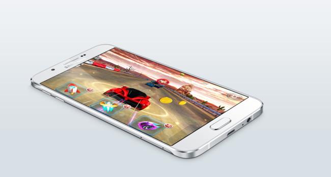 """Samsung anuncia detalles de su nuevo smartphone """"Galaxy A8"""""""