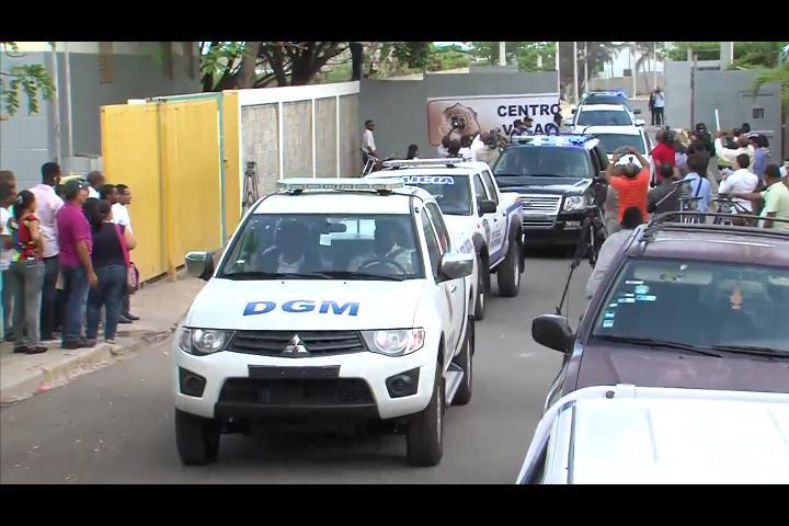 Misión OEA supervisa centro de acogida en Haina