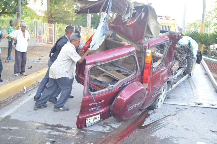 Más de 12 mil víctimas de accidentes en el 2014
