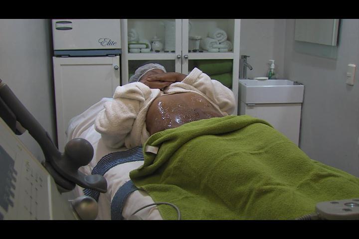 Masajes reductores como tratamiento para bajar de peso