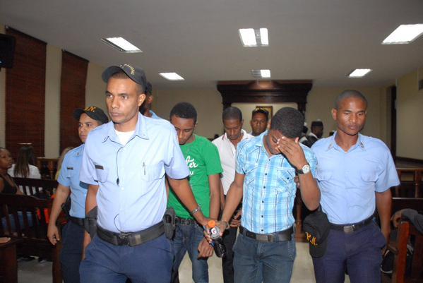 Declaran culpables a acusados del crimen Claudio Nasco