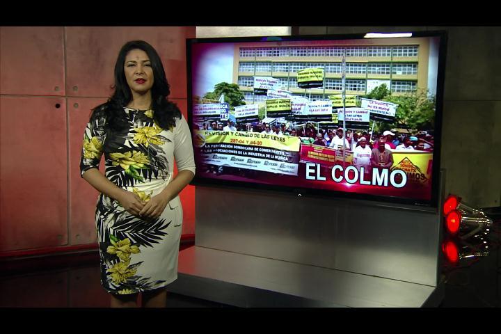 Patricia Solano: El colmo