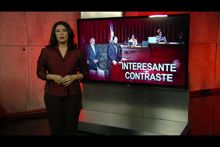 Patricia Solano: Interesante contraste