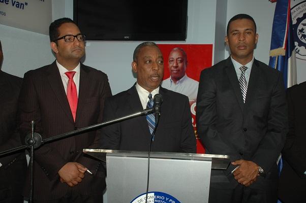 Aspirante a diputado promete proyectos de Ley que garanticen reducción de la delincuencia