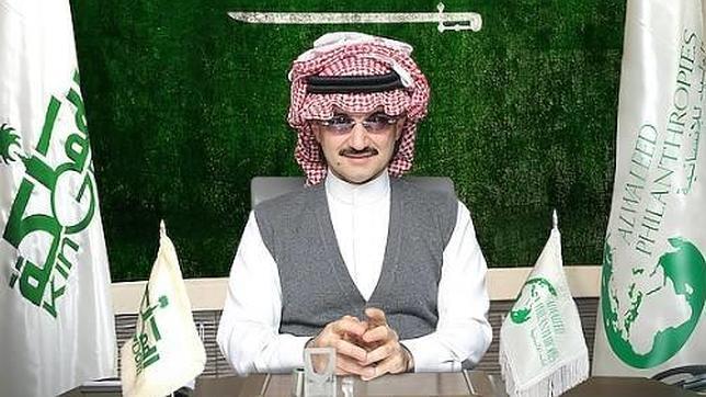 ¡Chanfle! Príncipe saudí dona 32 mil millones de dólares
