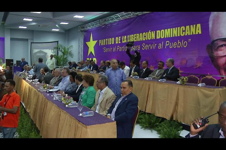 Comité Central PLD proclama a Danilo como su único candidato presidencial