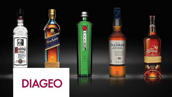 Investigan a líder mundial de bebidas espirituosas Diageo por inflar ventas