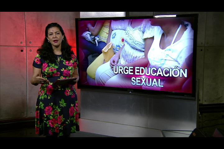 Patricia Solano: Urge educación sexual