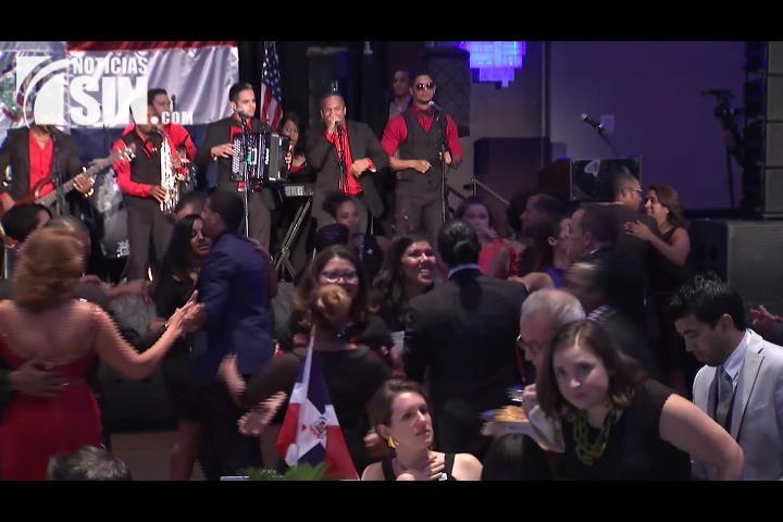 Realizan gala del desfile dominicano en Nueva York