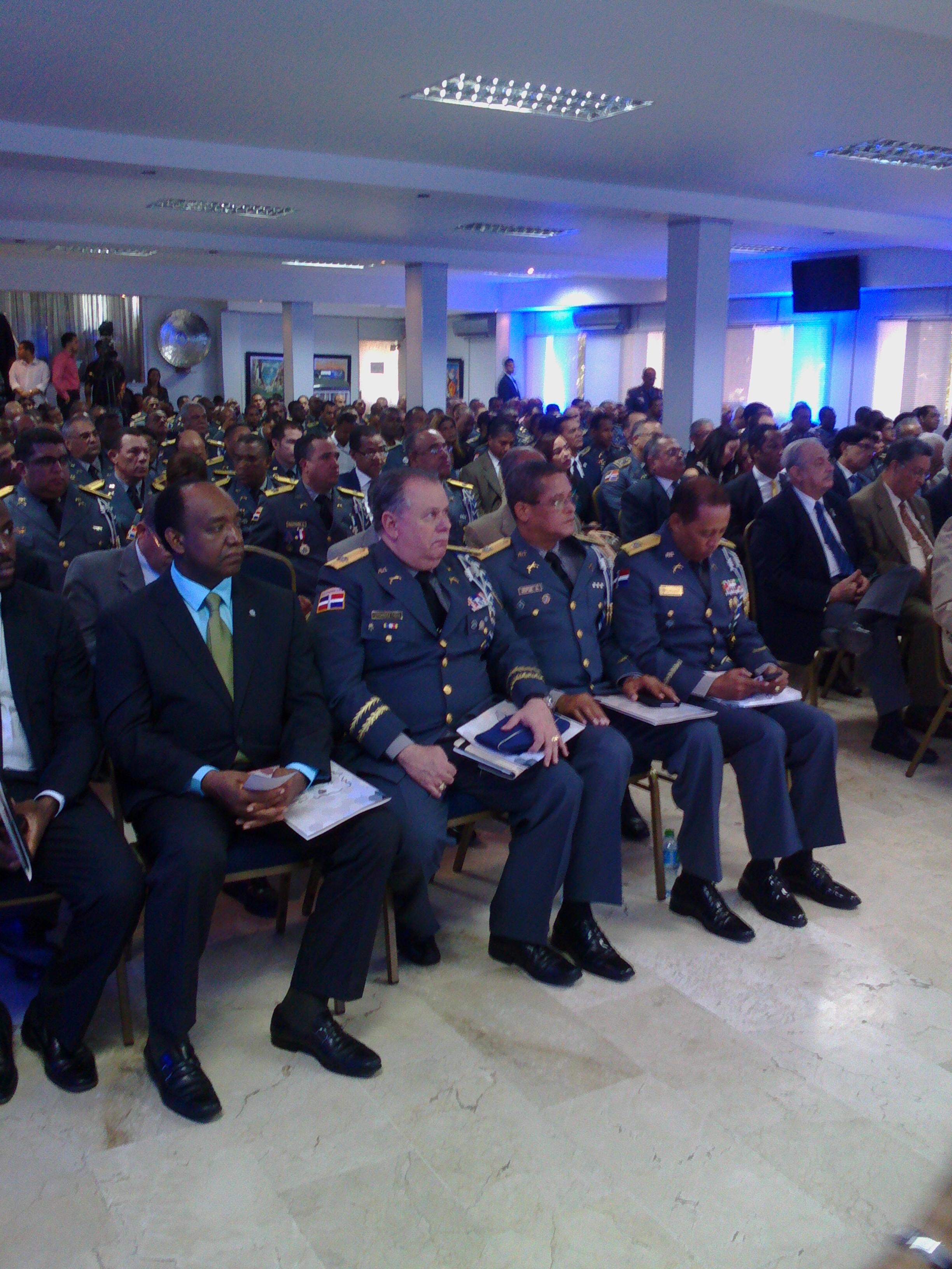 PN inicia primer foro interinstitucional sobre Reforma Policial