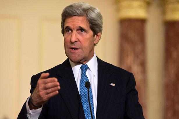 EE.UU. confirma que Kerry se reunirá este lunes con el canciller cubano