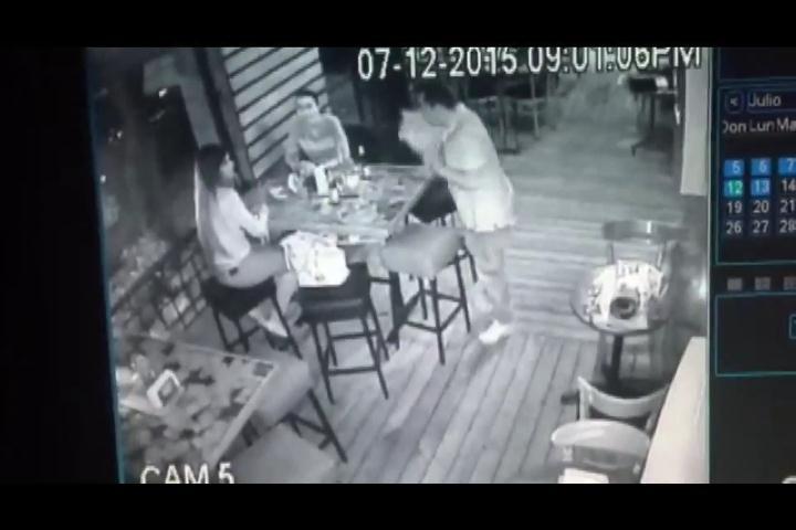 Conozca el modus operandi de la banda que robó en un bar de Piantini