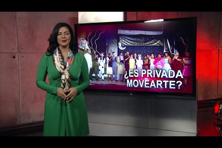 Patricia Solano: ¿Es privada la Escuela Movearte?