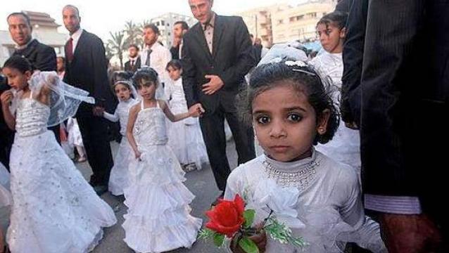 Irak podría ser el primer país en legalizar el matrimonio con niñas