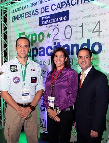 Anuncian preparativos Expo-Feria Capacitando 2015