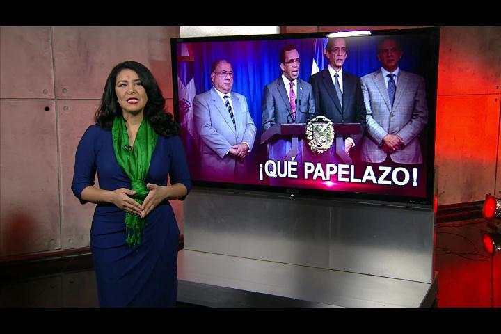 Patricia Solano: ¡Qué papelazo!