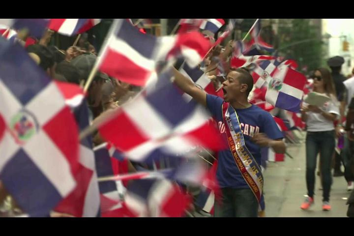 ¡A todo vapor! Preparativos para el desfile dominicano de NY