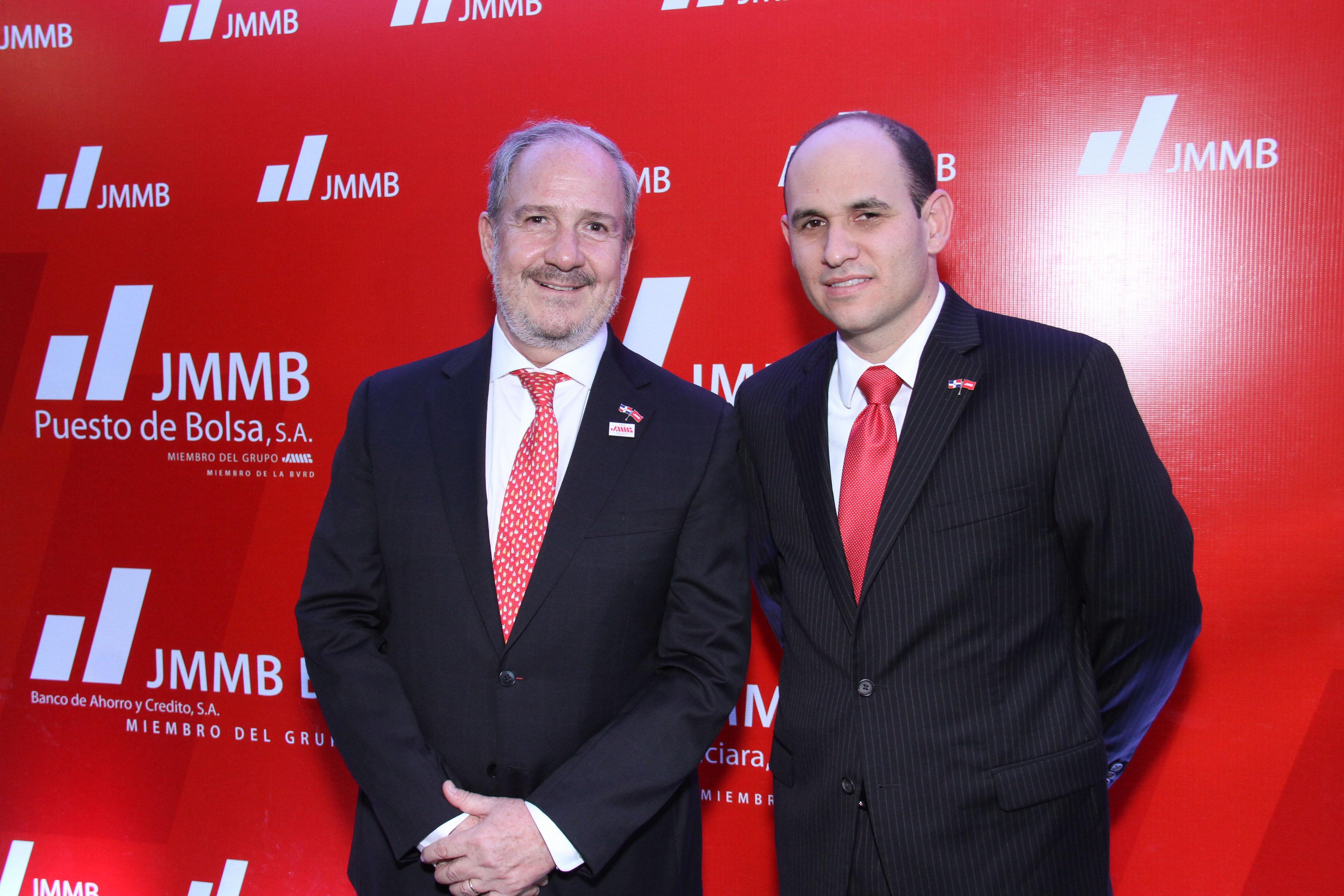 JMMB inauguran sus nuevas oficinas