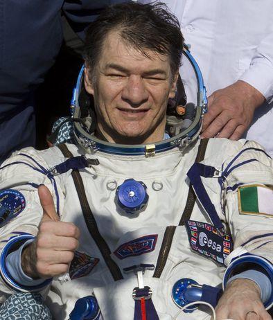 El astronauta italiano Paolo Nespoli regresará al espacio con 60 años