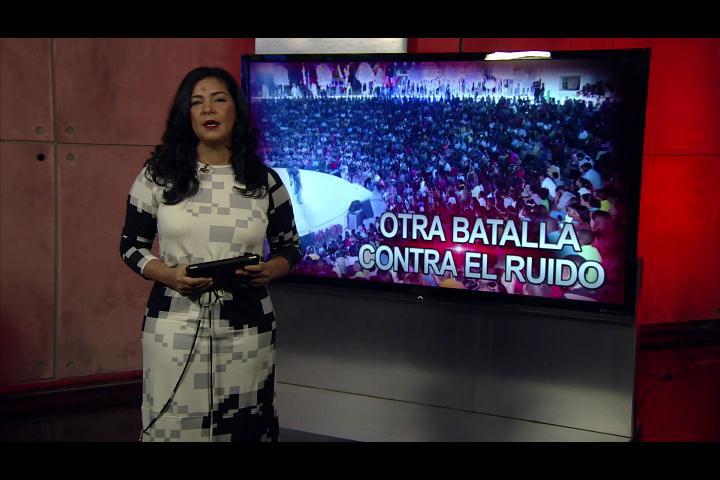 Patricia Solano: Otra batalla contra el ruido
