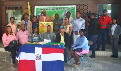 FALPO convoca Huelga por 48 horas en La Altagracia