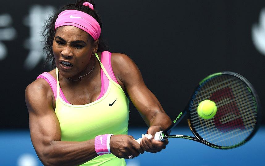 Serena Williams perdura en el  Wimbledon