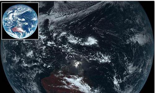 ¿La Tierra no es azul?: Un satélite japonés revela el color real del planeta