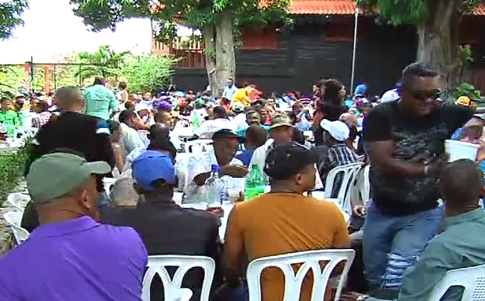 Celebran día del padre en San Juan de la Maguana