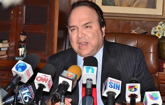 Diputado Castillo refuta declaraciones del canciller en CNN