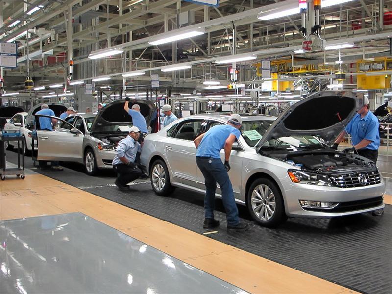 Volkswagen pierde 1.673 MM euros en el tercer trimestre