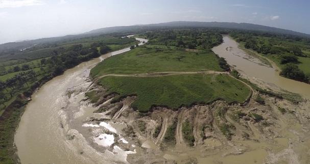 Denuncia Cabarete se quedará sin río; Medio Ambiente entrega tickets para extraer materiales