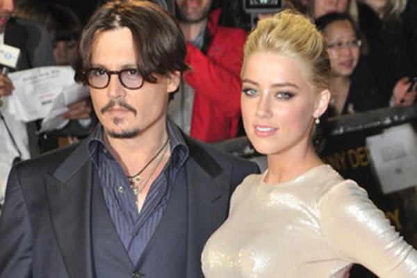 Esposa de Johnny Depp acusada por ingreso ilegal de animales en Australia