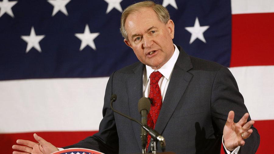 Nuevo aspirante a candidatura republicana eleva a 17 el número de postulantes