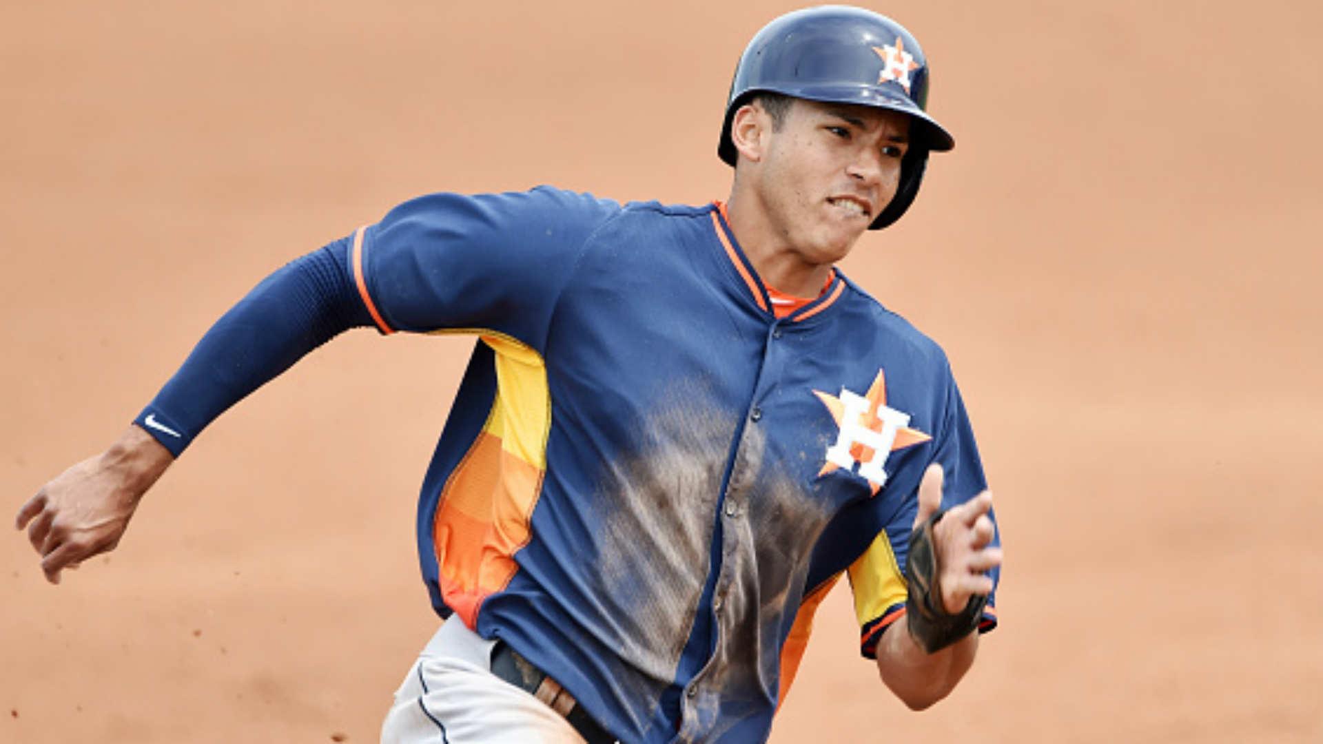 Carlos Correa promete que pondrá números impresionantes en Grandes Ligas