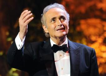 José Carreras, en concierto con Andrea Bocelli, vuelve en Roma a Caracalla