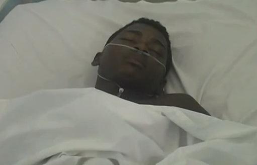 Continúa en estado delicado comerciante herido por asaltantes en San Juan
