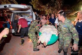 Aumenta cifra de muertos en incendio de  macrofiesta en Taiwán