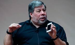 Cofundador de Apple defiende privacidad en el uso de las nuevas tecnologías