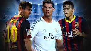 Messi, Cristiano y Neymar, candidatos al mejor gol de la UEFA