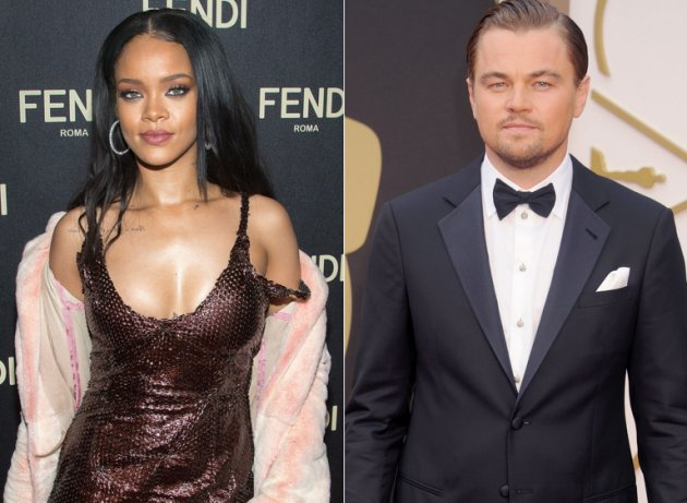Condenan a revista por decir que Rihanna estaba embarazada de DiCaprio